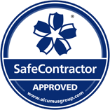 SafeContractor Footer Logo
