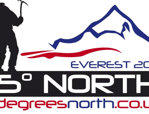 We are supporting 65 Degrees North's 2019 Everest climb!